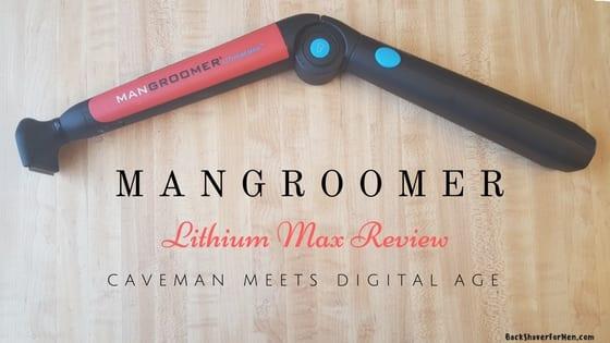 mangroomer lithium max half folded