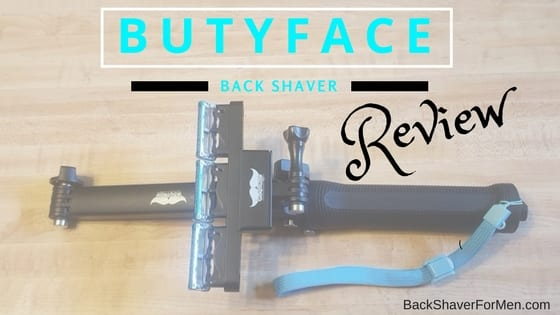 Butyface back shaver do it yourself with body hair shaver butyface back shaver do it yourself with body hair shaver solutioingenieria Images
