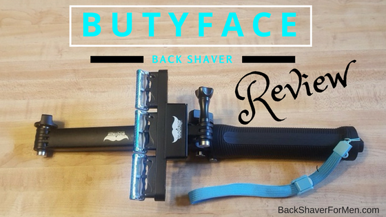 Butyface back shaver do it yourself with body hair shaver butyface back shaver do it yourself with body hair shaver solutioingenieria Gallery
