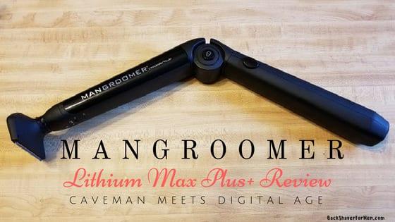 mangroomer folded black review