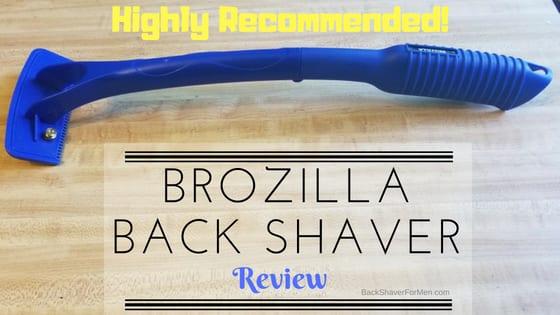 brozilla back shaver review