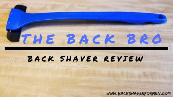 the back bro review back shaver