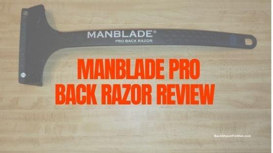 manblade pro black