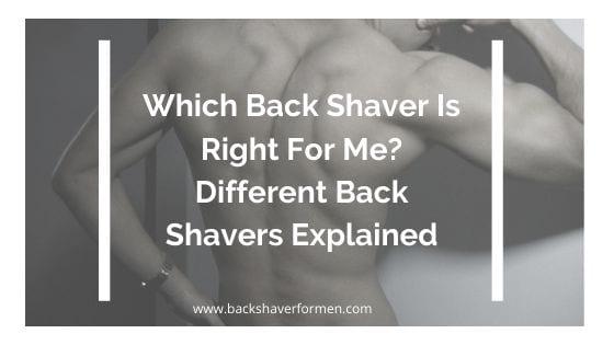 man shirtless back