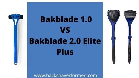 bakblade 1.0 vs 2.0