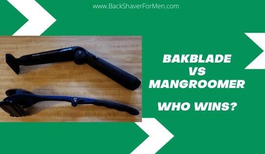mangroomer bakblade