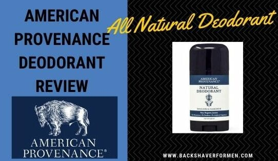 deodorant and american provenance