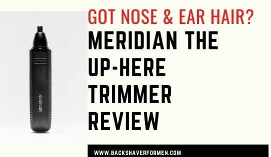 meridian up here trimmer review