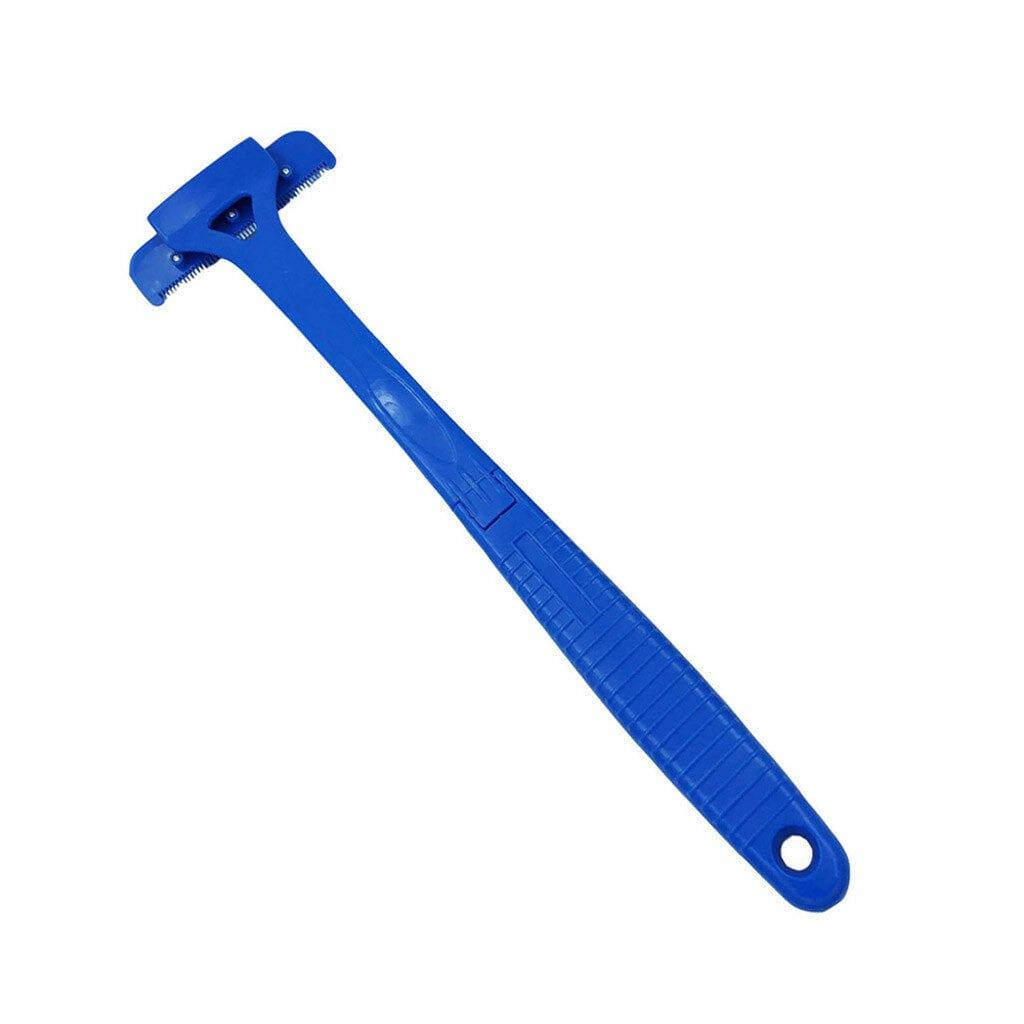 blue back shaver