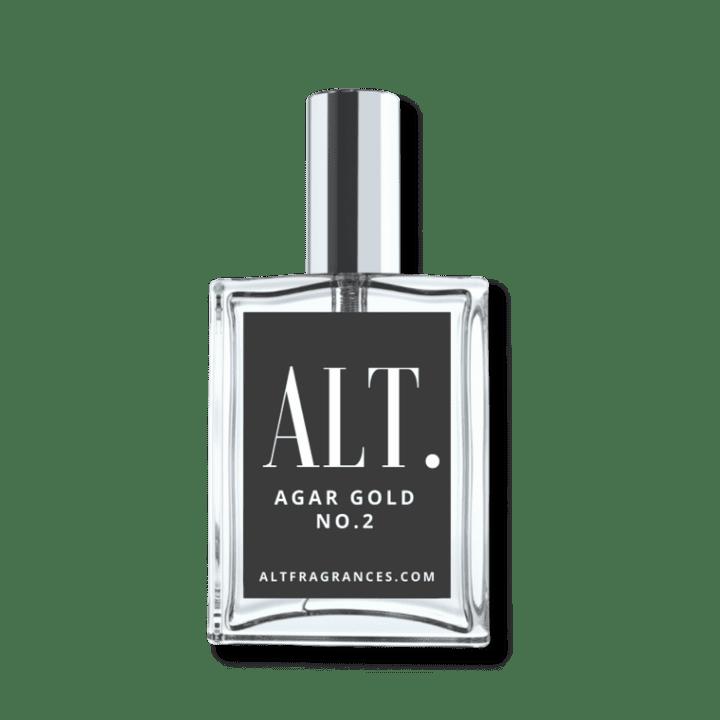 bottle of alt agar gold bottle