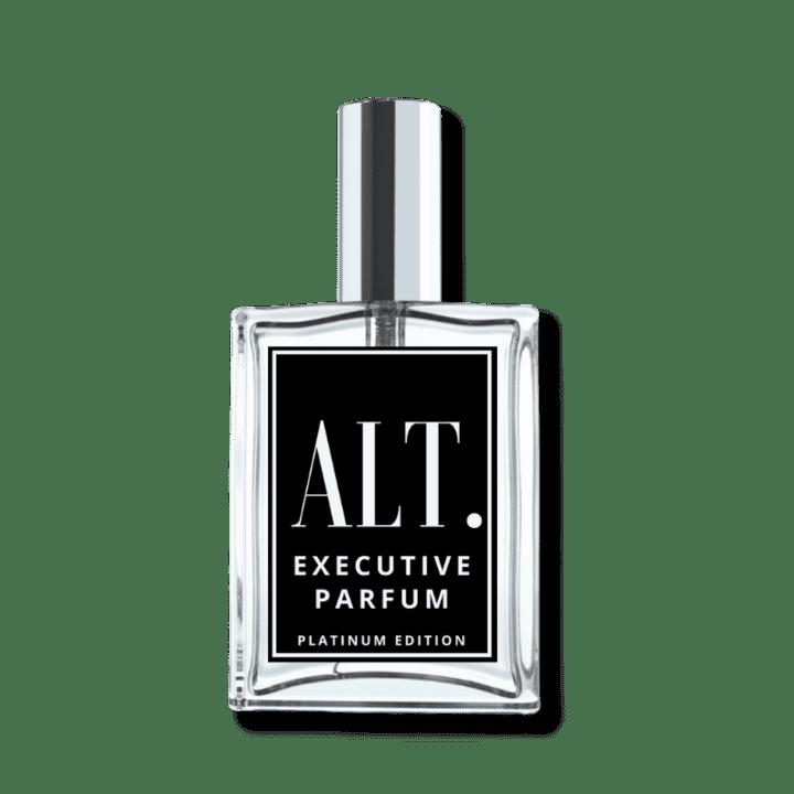 bottle of alt's executive parfum