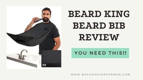 beard king beard bib review