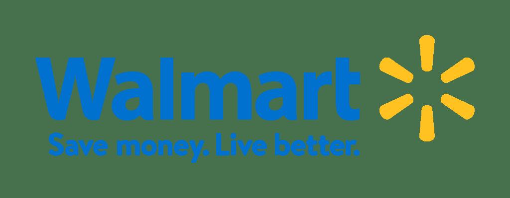 blue walmart logo