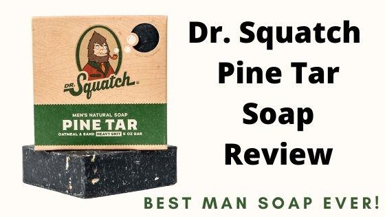 pine tar soap review