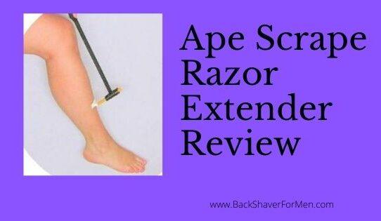 review of ape scrape