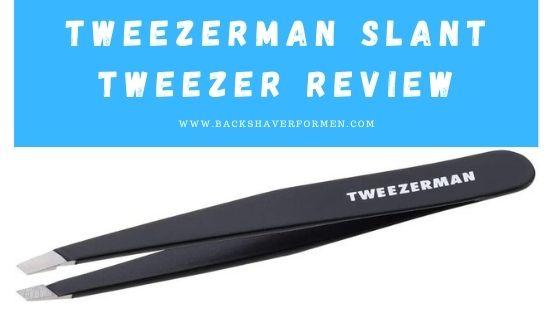 tweezerman tweezer review