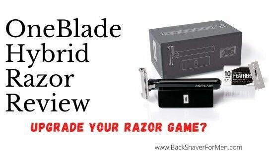 oneblade hybrid review